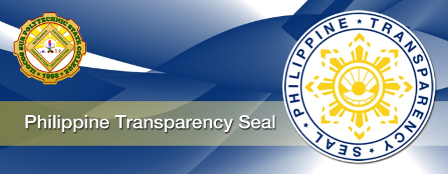 Transparency Seal | Ilocos Sur Polytechnic State College